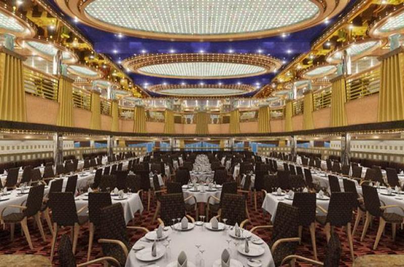 Costa Diadema Partenza da Napoli 7 notti il 16 Aprile - Interna Classic