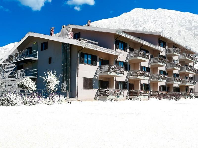 Club Hotel du Park Weekend Pensione Completa 12-15 Febbraio