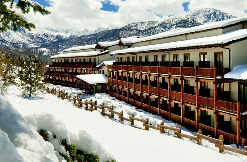 Bluserena Hotel Sansicario Majestic**** da 15 a 22 Marzo