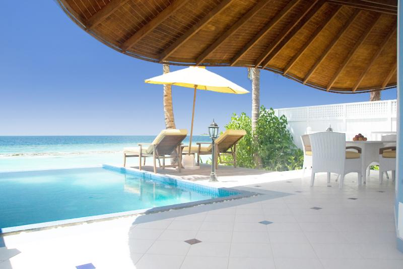 INVERNO 2014/2015 MALDIVE HOTEL HOLIDAY ISLAND RESORT superior beach bungalow euro 1.490