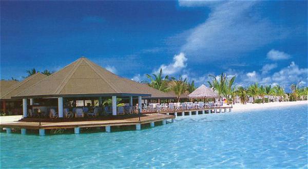 INVERNO 2014/2015 MALDIVE HOTEL SUN ISLAND RESORT superior beach bungalow…