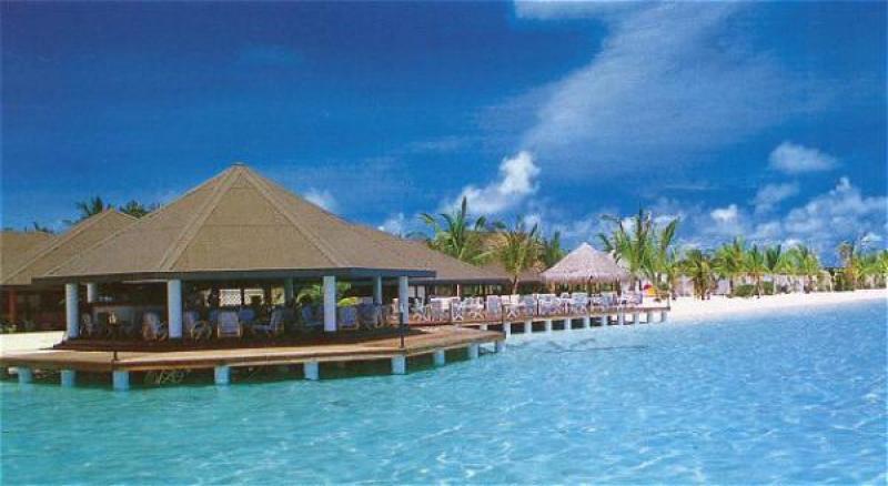 INVERNO 2014/2015 MALDIVE HOTEL SUN ISLAND RESORT beachfront room euro 1.490